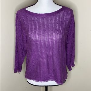 Coldwater Creek sweater top